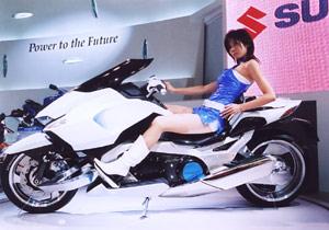 G-strider Suzuki Prototype 2003