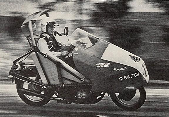 Winiecki 'Safer Cycle' (USA)