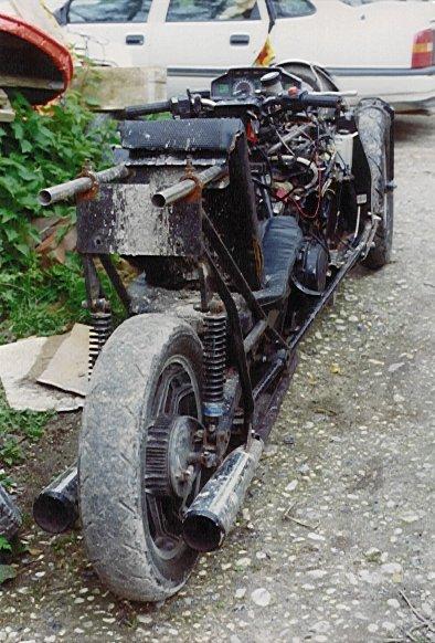 Tilter (rear view)