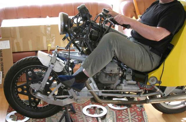 Monty's V50 2007