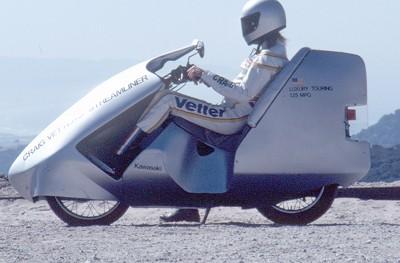 Vetter 1980s Economy FF