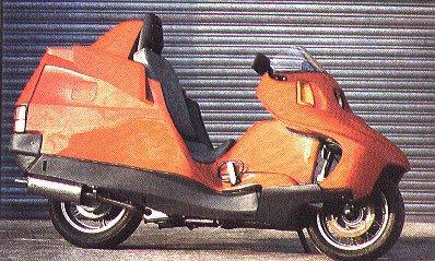 Voyager Show Bike