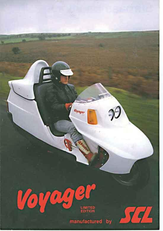 ad Voyager Brochure Cover (1989)